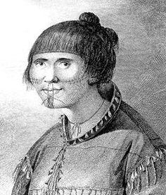 "aleut | of Oonalaska"" (sic) (an engraved portrait by John Webber of an Aleut ..."