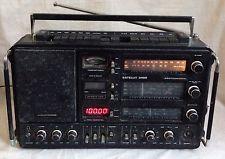 Vintage Grundig Satellit 3400 Professional Shortwave Radio - World Band Receiver