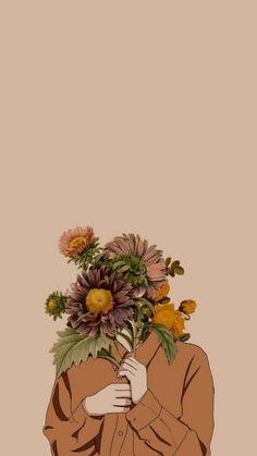 Flor Iphone Wallpaper, Iphone Background Wallpaper, Flower Wallpaper, Screen Wallpaper, Phone Wallpapers, Wallpaper Quotes, Cute Girl Wallpaper, Cute Patterns Wallpaper, Aesthetic Pastel Wallpaper