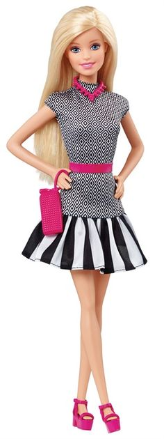 Barbie Fashionistas 2015 doll