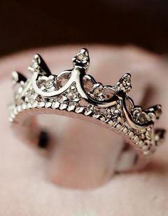 Imperial Crown Ring