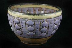 Textured Bowls - Handmade Earthenware | Lisa Naples Ceramics ...