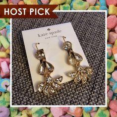 Kate Spade Earrings - HP!🎉 14k gold fill. HOST PICK - Style Essentials (2/9)!🎉 kate spade Jewelry Earrings
