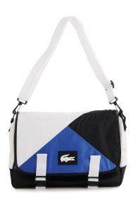 New Lacoste Messenger Bag