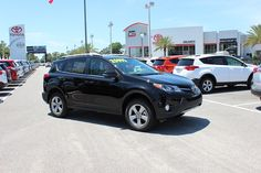 The 2015 Toyota RAV4 in Orlando is perfect for fun in the sun on weekends - check it out!   http://blog.toyotaoforlando.com/2015/06/take-the-toyota-rav4-to-the-annual-bbq-and-blues-in-cocoa/
