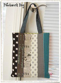 patchwork bag   Flickr - Photo Sharing!