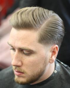 Haircut by onelovebarber http://ift.tt/1PiJQYD #menshair #menshairstyles #menshaircuts #hairstylesformen #coolhaircuts #coolhairstyles #haircuts #hairstyles #barbers