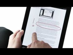 Cabinet for iPad — A Better PDF Reading, Review and Annotation Exprience