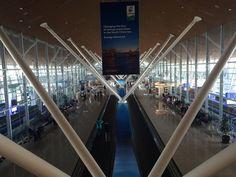 Kuala Lumpur Airport Terminal C. March 24, 2016.