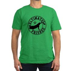 ultimate frisbee T-Shirt on CafePress.com