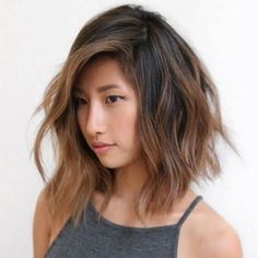 Colorist: Cherin ChoiInstagram: @mizzchoiFor a healthy mix of natural-looking color and breathtaking bold hues, follow Choi. For every subtle look she creates — like the soft brown highlights here — she's got a vibrant red or soft pastel pink ready to post next. #refinery29 http://www.refinery29.com/best-los-angeles-colorist-hair-instagram#slide-5
