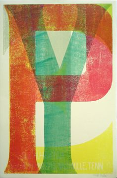 Everything from Hatch Show Print, love their letterpress posters.
