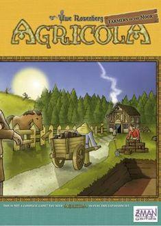 Agricola: Farmer's Moor My Rating 80