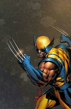 Classic Wolverine by Marc Silvestri