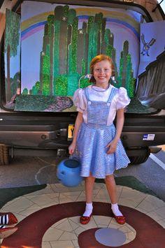 Oz  Trunk-or-Treat www.suntrupbuickgmc.com #Rachel