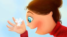 The tale of a snowflake is a beautiful story that teaches the water cycle in a unique and interactive way.