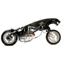 Jaguar Bike [lame, yet awesome]