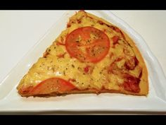 Receita de pizza de frigideira - YouTube