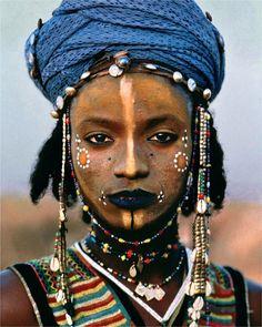 Domenique Mora: African Culture
