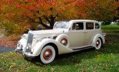 1937 Packard.  My new favorite!