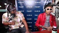 Wiz sits down with Sway In The Morning to chop it up about the Taylor Gang roster, his creative process, and more. Related Posts New Music: DJ Holiday Ft. Waka Flocka & Wiz Khalifa – Miley (1) Amber Rose & Wiz Khalifa Speak On Amber Pre-Wedding Twerk Video (1) New Music: Project Pat Ft Wiz [...]