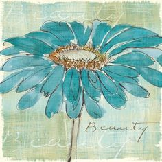 Spa Daisy by Chris Paschke (Fulcrum Gallery)