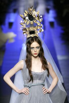 Jean Paul Gaultier at Couture Spring 2007 - StyleBistro