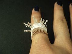 Ko Line Duroselle - Paper ring, family (D, N, H, T, R, L, M, K)