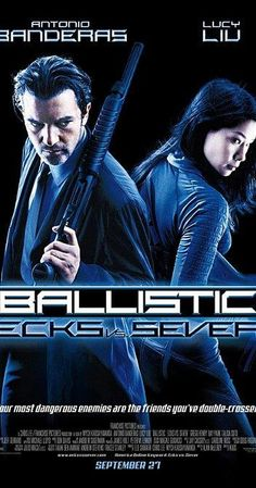 Directed by Wych Kaosayananda.  With Antonio Banderas, Lucy Liu, Talisa Soto, Gregg Henry. Tasked with destroying each other, an FBI agent and a rogue DIA agent soon discover that there's a much bigger enemy at work.