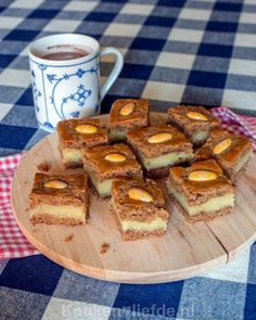 """Gevulde Speculaas"" So very Dutch.would not even know how to translate this delcious sweets. Dutch Recipes, Sweet Recipes, Baking Recipes, Cookie Recipes, Snack Recipes, Galletas Cookies, Cake Cookies, Cupcake Cakes, Typical Dutch Food"