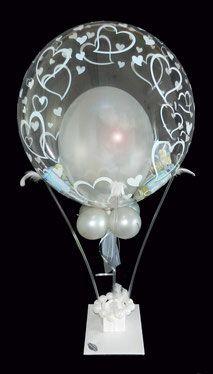 Heissluftballon Geld Ballon Luftballon Geldballon Ballongeschenk Geschenk Hochzeit Hochzeitsherzen Herzen Geschen Geldgeschenke Hochzeit Geschenke Geldgeschenke