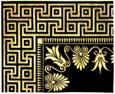 greek design -I want this design in my home