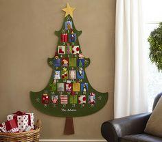 Advent Calendar Ideas | Another Advent Calendar - The Crafty Mummy