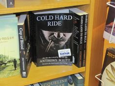You can pick up a signed copy at BookPeople in Austin, Texas. www.anthonywhitt.com