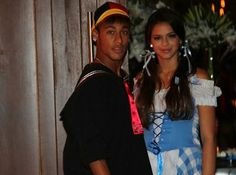 Neymar ex girlfriend