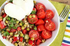 Prosty i zdrowy obiad z uśmiechem :) | Zdrowe Przepisy Pauliny Styś