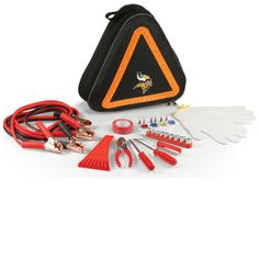 Use this Exclusive coupon code: PINFIVE to receive an additional 5% off the Minnesota Vikings Roadside Emergency Kit at SportsFansPlus.com