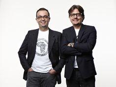 Aricio Fortes e Paulo Coelho voltam ao Brasil como os novos diretores de criação da Africa.