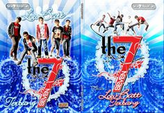 The7 CD Cover By Joen@f