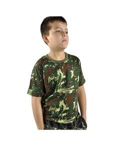bc1799d3f59f9 Na Use Militar você compra Camiseta Infantil Camuflado Elite Especial de  ótima qualidade.Confira nossas