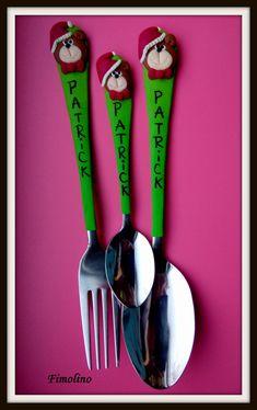 Tacamuri personalizate Measuring Spoons
