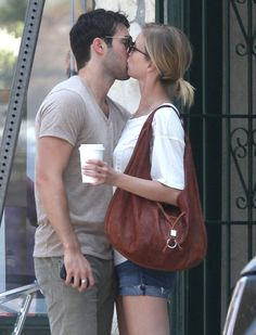 Emily VanCamp and Josh Bowman..My favorite couple!