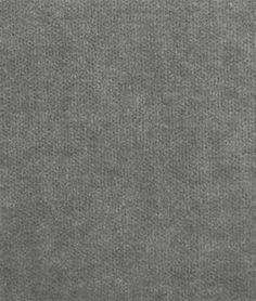 big chair - JB Martin Como Velvet Grey Cloud Fabric - $31.9 | onlinefabricstore.net