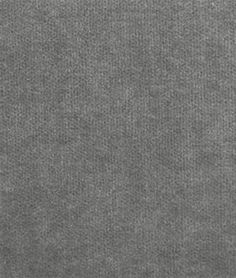 big chair - JB Martin Como Velvet Grey Cloud Fabric - $31.9   onlinefabricstore.net
