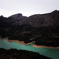 January '14, Guadalest, Spain