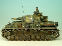 PzKpfw. IV Ausf. F1 Sd.Kfz. 162 von Matthias Andrezejewsky (1:35 Dragon)