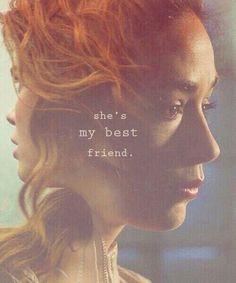 """""""Ela é minha melhor amiga""""❤️"""