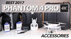 BEST PHANTOM 4 PRO ACCESSORIES - http://dronewithcamera.store/best-phantom-4-pro-accessories/