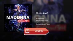 Madonna Music Live Rebel Heart Tour Audio  Este audio no obtiene ningn tipo de ingreso que infrinja la ley Disponible en todas las plataformas digitales