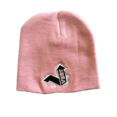 Now on SALE! One size fits most. Clothing Company, Bmx, Skateboard, Beanie, Logo, Fitness, Pink, Clothes, Fashion
